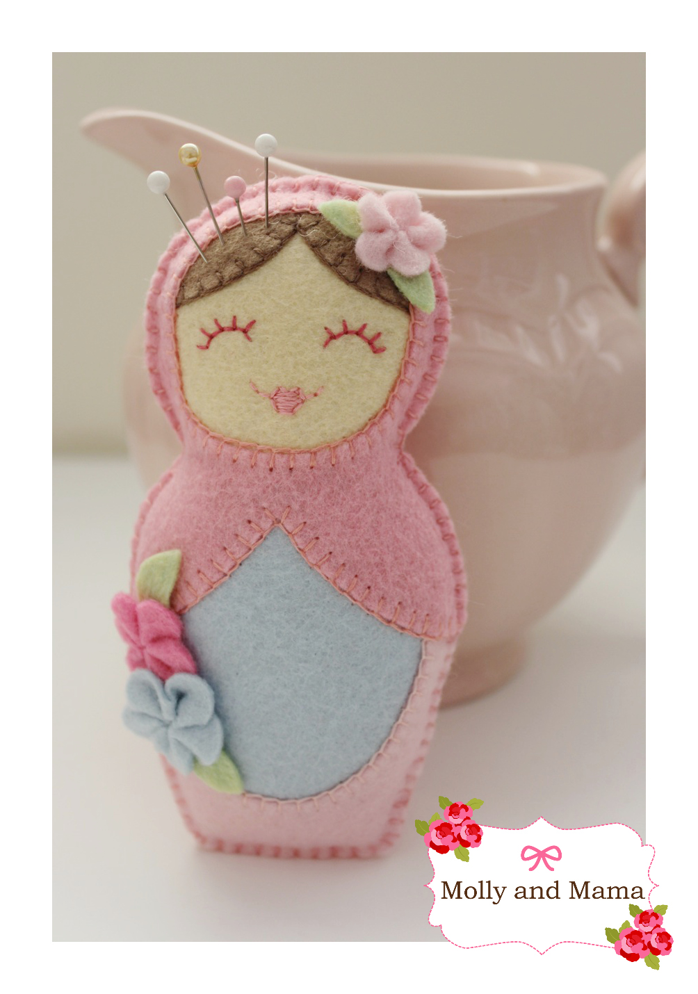 Betty Pin Cushion