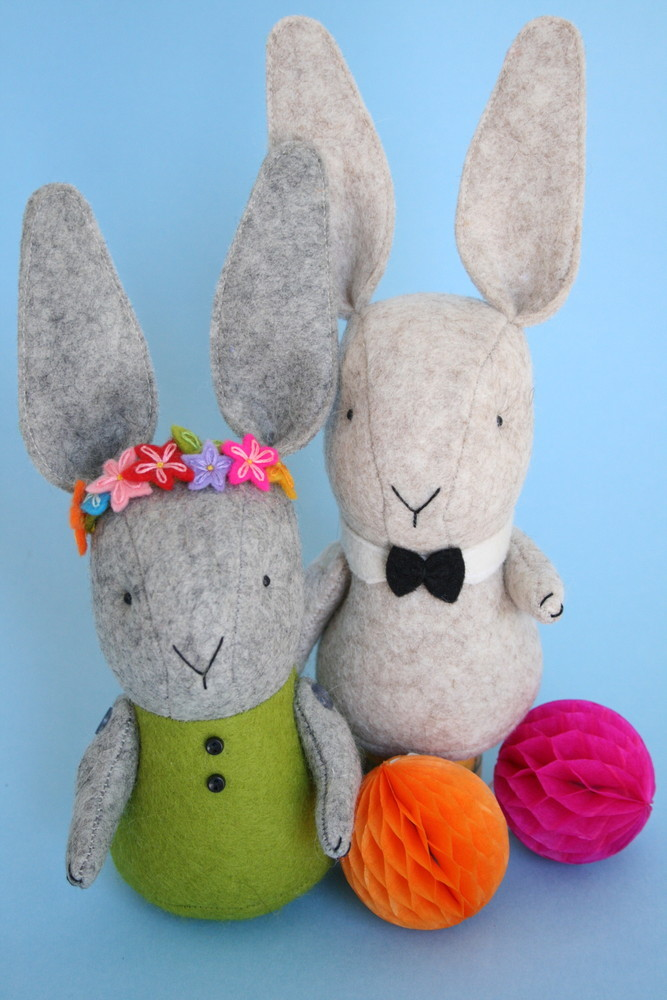 Love Somebunny Pattern from Ric Rac